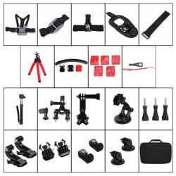 Kit accessori per GoPro / XiaoMi Yi