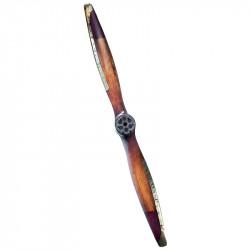 """Elica ornamentale in legno antico """"Vintage"""""""