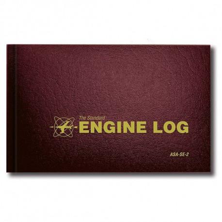Log Motore - Copertina rigida
