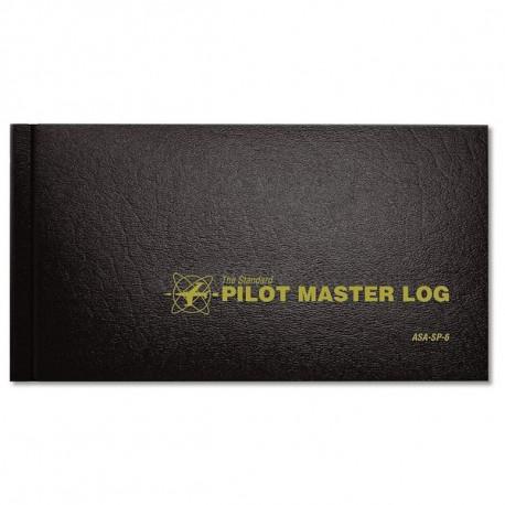 Master Log Pilota Standard - Copertina rigida