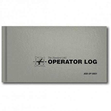 Logbook per Operatore SAPR con copertina rigida