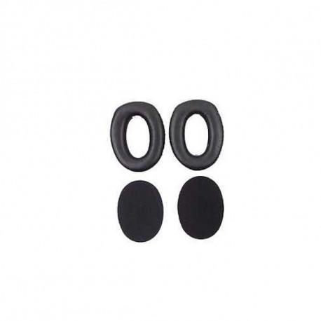Cuscinetti di ricambio Luxus per cuffie Sennheiser 100/300/400