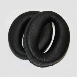 Cuscinetti di ricambio asimmetrici per cuffie Sennheiser HMEC 250/HME 95