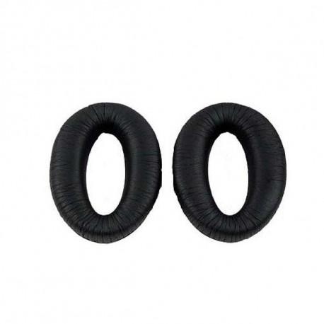 Cuscinetti di ricambio simmetrici per cuffie Sennheiser HMEC 250/HME 95