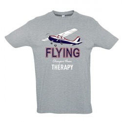 T-Shirt Pilota THERAPY
