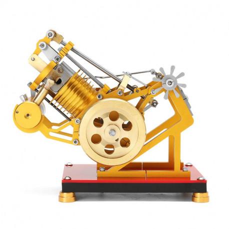 Motore Stirling V1-45