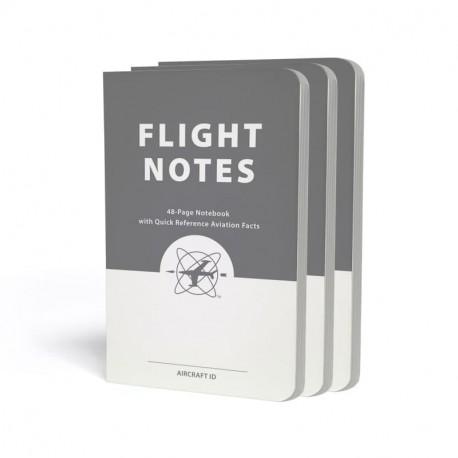 Quaderno Flight Notes